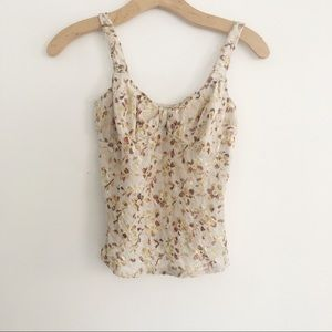 Intimately free People Floral Tank
